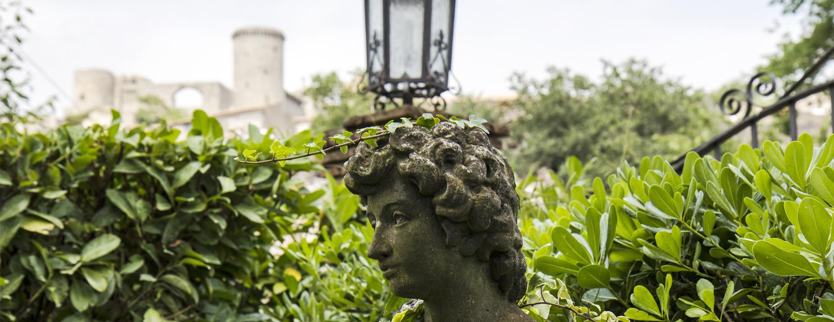 Il Casale di Riardo. La memoria ed il fascino di tempi antichi.