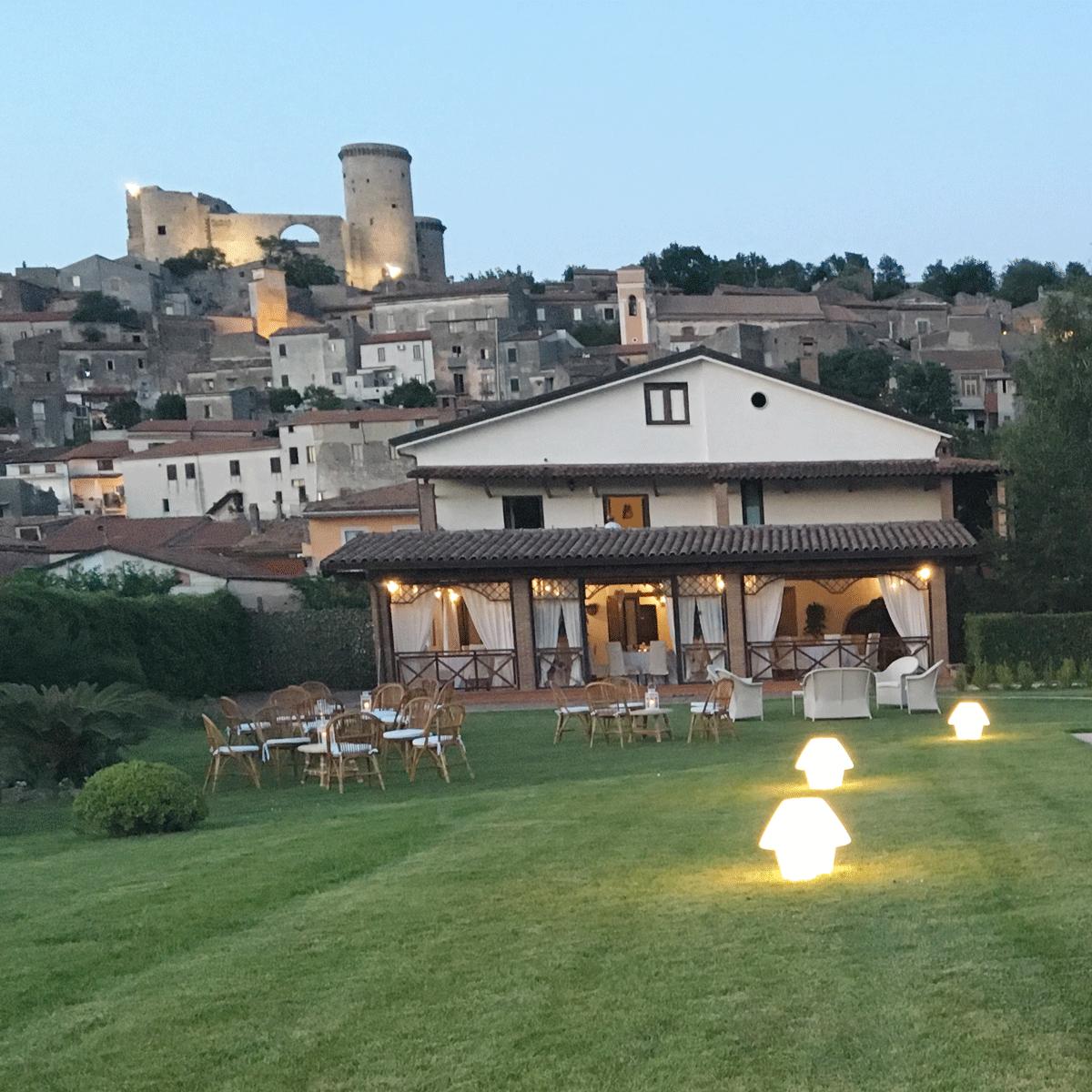 Il Casale di Riardo. La storia.